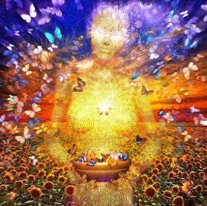 A Conquista da Consciência - terapia holísica cura com amor
